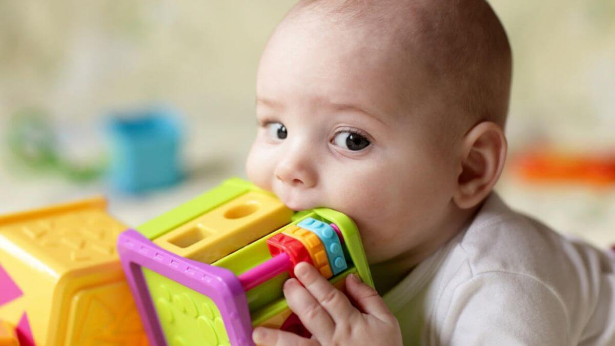 Toys For Infants Birth to 3 Months